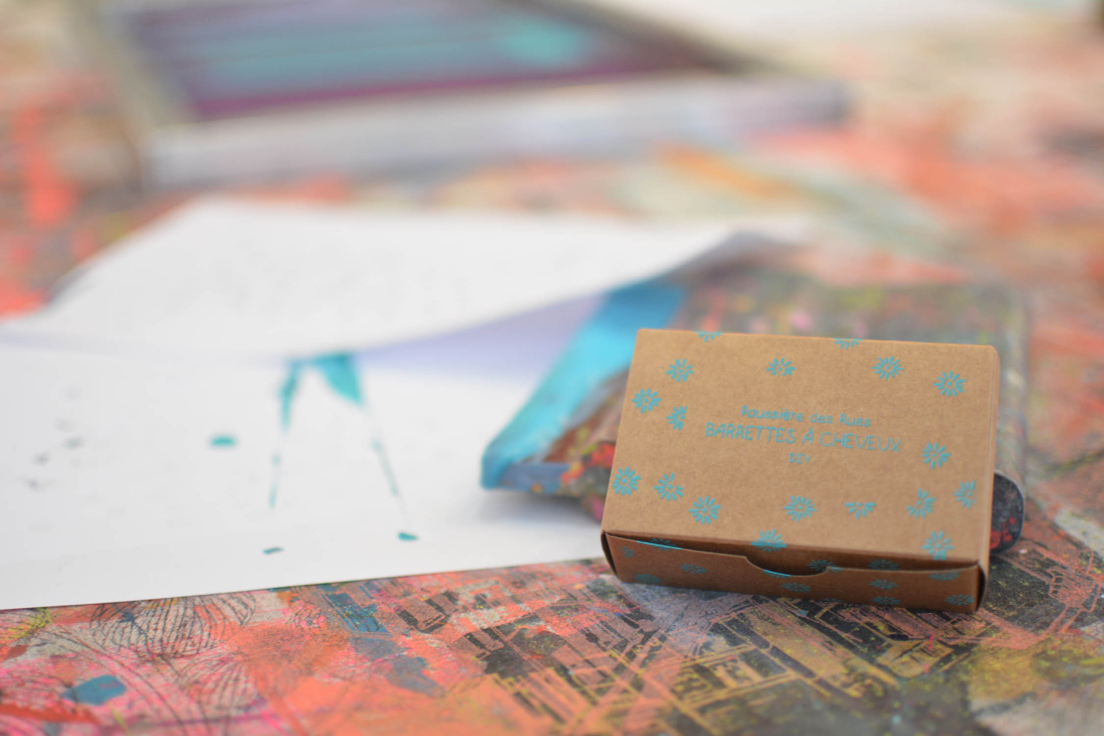Sérigraphie kits créatifs