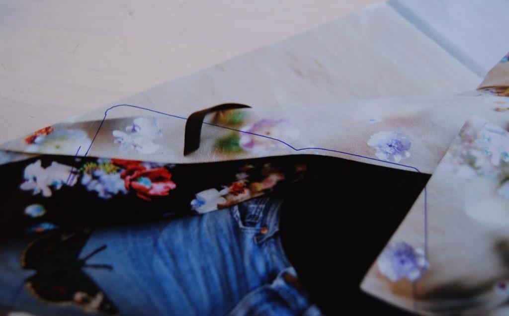 Réalisez des enveloppes en papiers récupérés