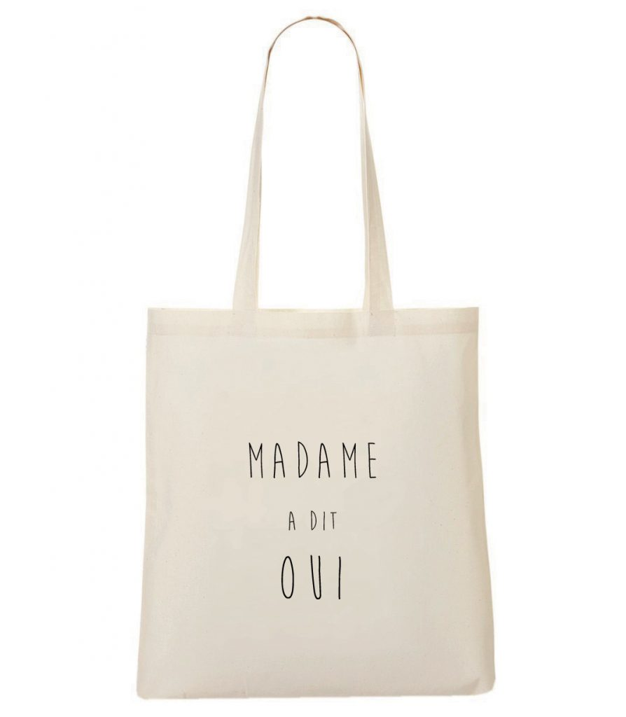 sac madame oui